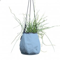 Hanging Deco Planter, Sky Blue