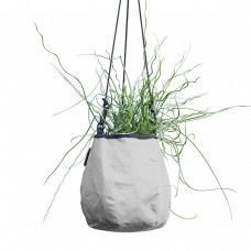 Hanging Deco Planter, London Gray