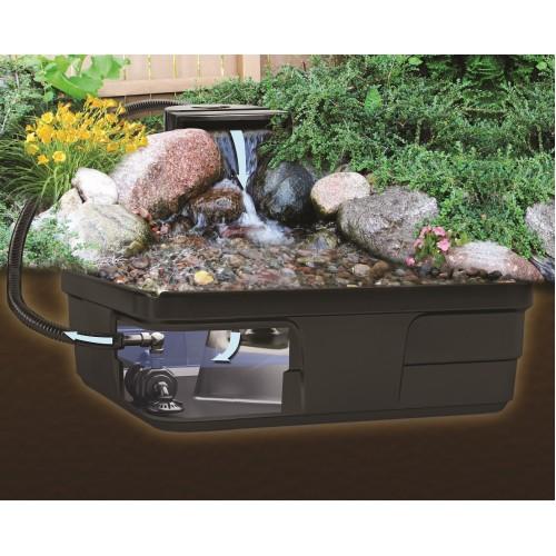 Backyard Waterfall Fountain Kit