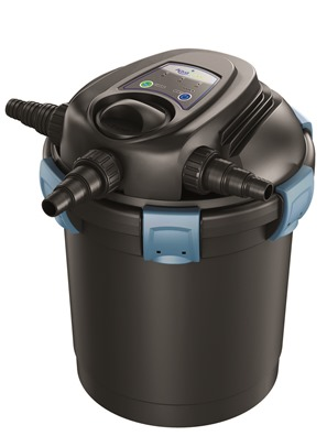 Pressure Filters & UV Clarifiers