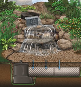 Pondless Components