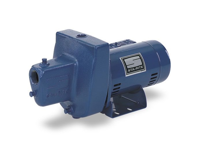 Jet & Centrifugal Pumps