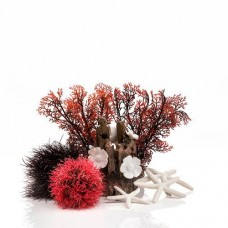 biOrb Red Forest Decor Set