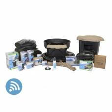 11x16 Medium Deluxe Pond Kit
