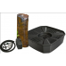 Mongolian Basalt Fountain Kit