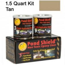 PondShield® Tan, 1.5 qt.