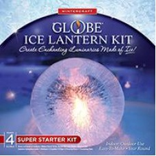 Globe Ice Lantern Super Starter Kit